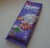"""Молочный пористый шоколад """"Milka Bubbles"""" Кокос"""
