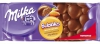 "Молочный пористый шоколад ""Milka Bubbles"" Миндаль"