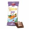 Молочный шоколад АВК с тертым фундуком