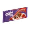 "Молочный шоколад ""Milka"" клубника со сливками"