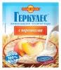 """Моментальная овсяная каша """"Геркулес"""" с персиками Русский продукт"""