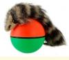 Моторизованный мяч качения Toyco для собак кошек