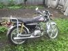 Мотоцикл Irbis Alpha