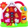 """Развивающая игрушка """"Моя музыкальная ферма"""" Baby Звуковые эффекты."""