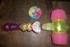 Музыкальный молоток на батарейках Aojun toys