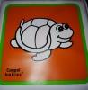 """Мягкая книжка-игрушка с пищалкой Canpol babies """"Животные"""""""
