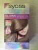 """Мягкая крем-краска для волос Syoss Gloss Sensation 7-5 """"Холодное глясе"""" с эффектом ламинирования"""
