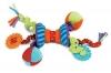Мягкая погремушка Ziggles Manhattan toy