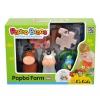 Мягкий конструктор K's Kids Popbo Blocks Popbo Farm
