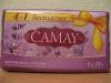 Мыло Camay Mediterranean Lavender С ароматом средиземноморской лаванды