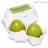 Мыло, маска и очищающая пенка Holika Holika Egg Soap - Green Tea