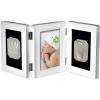 Набор для слепков Ручки & Ножки Рамочка «Лайт» тройная складная (белая) RM4B