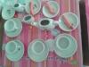 """Набор кукольной керамической посуды """"Маруся"""" Shenzhen Jin Cheng Xing Indusrty"""