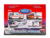 "Игровой набор Welly ""Emergency Team"" арт. 98630-4B"