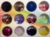 Набор для ногтей ромбики фольгированные Haobillion № 0 Б061