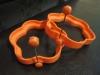 Набор силиконовых форм для яичницы Paterra