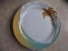 "Набор тарелок Interos ""Серебряная лилия"" 20 см"