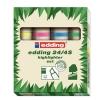 Набор текстовыделителей Edding EcoLine 24/4S