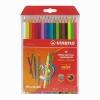 Набор цветных карандашей Stabilo Trio 18 цветов