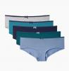 Набор женских трусов Marks & Spencer Low rise shorts Арт. T614019X