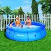 Надувной бассейн Bestway Fast Set Pool 57009