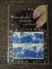"Наклейки для ногтей ""Water transfer printing nail stick"" № XF1372 Home and Beauty City"