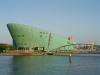 Научный музей Nemo в Амстердаме (Нидерланды)