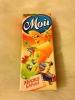 """Нектар осветленный для детского питания """"Мой"""" Яблочно-банановый с мякотью"""