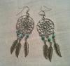 Серьги Zhejiang China Dream catcher earrings for women E2835