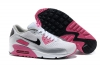 Кроссовки Nike Air Max 90 EM White Silver Pink