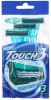 Одноразовые бритвы Dorco touch 3 для чувствительной кожи