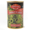 """Оливки зеленые """"Vitaland"""" без косточки"""