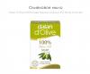 Оливковое мыло для волос и тела Dalan D'Olive