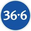 """Аптека """"36,6"""" (Екатеринбург, бул. Культуры, д. 2)"""
