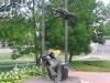Памятник Марку Шагалу (Беларусь, Витебск)