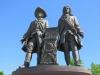 Памятник Татищеву и де Геннину (Екатеринбург)