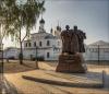 "Памятник ""Петр и Феврония Муромские"" (Муром)"