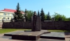 Памятник пожарным, погибшим при исполнении служебного долга (Россия, Уфа, ул. Цюрупы, 26)