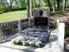 Памятник Рашиту Нигмати в саду Салавата Юлаева (Россия, Уфа)