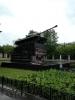 Памятник Танкограду (Россия, Челябинск, Комсомольская площадь)