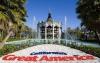Парк развлечений California's Great America (США, Калифорния, Санта-Клара)