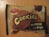 Печенье АВК «Cookies» c какао и дропсами With Cocoa and Drops