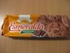 "Печенье Roshen ""Esmeralda Chocolate"" Biscuits with Chocolate Coating Drops"