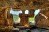 Пещерный город Чуфут-Кале (Крым)