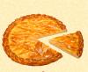 "Пирог с лимоном и мандарином ""У Палыча"""