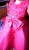 Платье для девочки Nano-Bebi Flower Princess Girl Dress Lace Rose