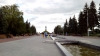 Площадь перед Телецентром (Россия, Уфа)