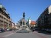Площадь Яна Матейко (Польша, Краков)