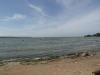 Пляж в бухте Батарейная (Ленинградская область, Шепелево)