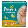 Подгузники Pampers New Baby-Dry mini 2